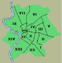 Map ancient Rome2