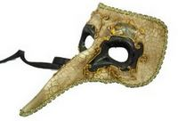 Venetian masquerade masks Dr Death