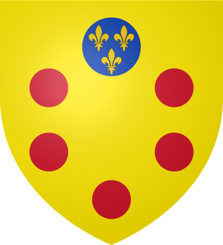 The House of Medici coat of arms