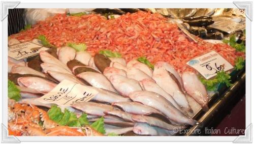 The Mediterranean diet is full of fish!