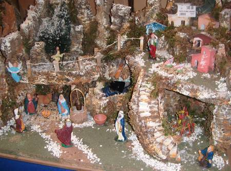 Italian Nativity Craft A History