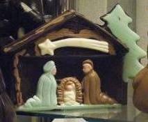 Nativity craft Rome.