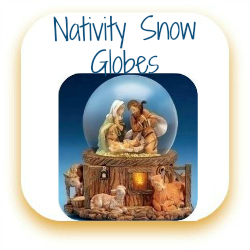 Nativity snow globes link