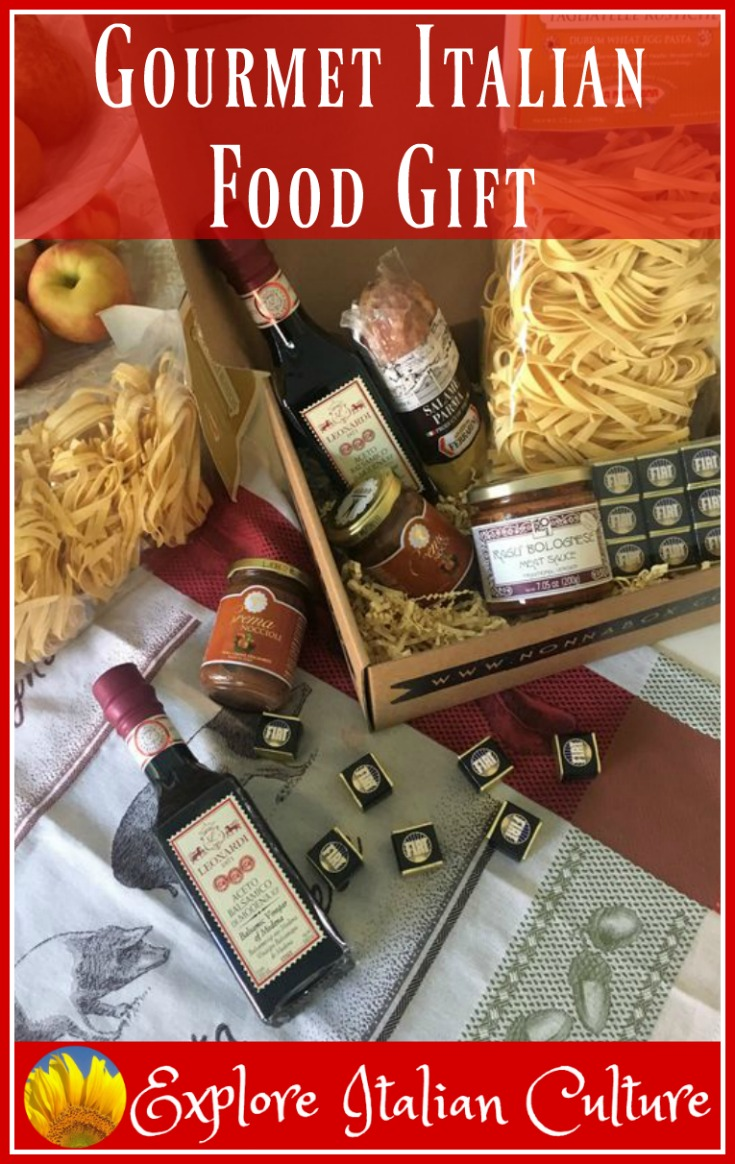 Nonna Box: the gourmet Italian food gift with a difference!