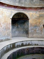 Plunge pool, Pompeii