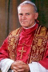 Pope john Paul the 2nd