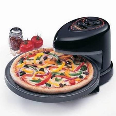 The Presto Pizzazz Pizza Oven The Best Of The Electric