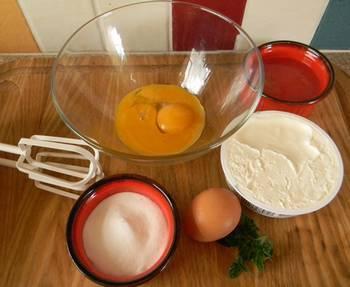 Raspberry recipe ingredients