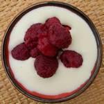 Raspberry recipe