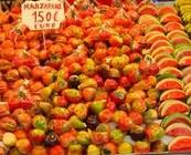 Roman markets marzipan