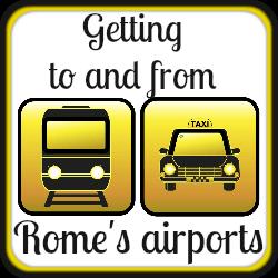 Thumbnail Rome's airports