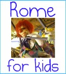 Rome for kids clickable link
