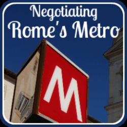 Negotiating Rome's Metro - link.