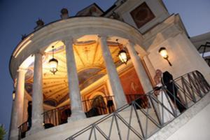 Casina Valadier, Rome