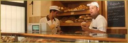 Bakery shops in Rome