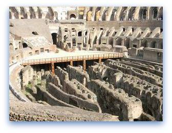The Roman Colosseum Viator Tours