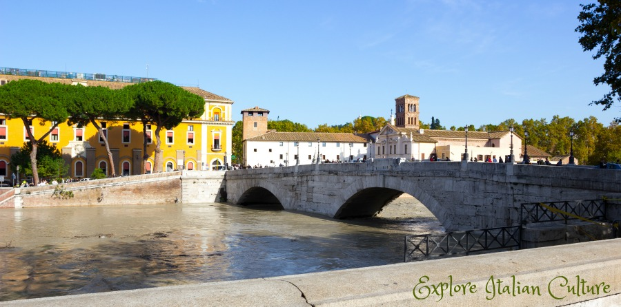 River Tiber.