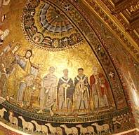 Santa Maria in Trastevere mosaics