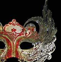 Authentic Venetian masquerade mask