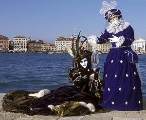 Tourism in Venice Italy