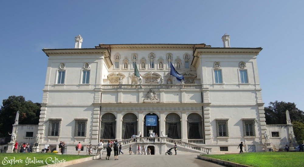 The Villa Borghese, Rome, is always open on 1 May.
