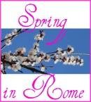 Rome weather in Spring clickable link