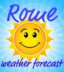 Clickable link to today's Rome weather forecast