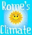 Rome weather clickable link