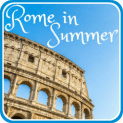 Link to Rome's weather in Summer.