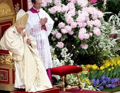 Pope Benedict 16