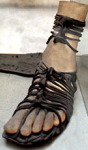 Ancient Rome clothing sandal