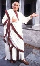 Ancient Rome Clothing And The Bridegroom In Italian