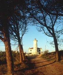 Bibione lighthouse