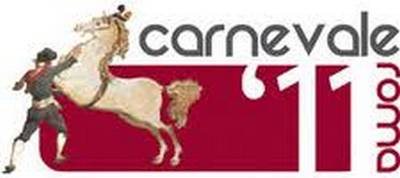 Rome's carmival magic poster