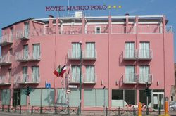 Cheap hotels Venice Italy Marco Polo external