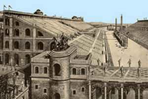 Circus Maximus track detail