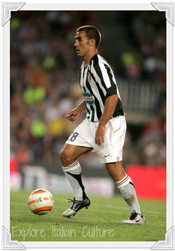 Fabio Cannavaro, Captain of Italy in the 2006 World Cup