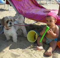 Family friendly Italy beaches