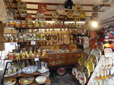 Florence Market Stall