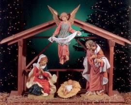 Nativity crafts
