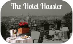 Hotel Hassler, Rome