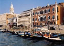 Hotel Danieli Venice Italy front view