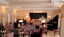 Hotel de Russie reception