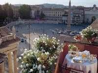 Hotel Russie view