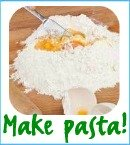 How to make pasta clickable link