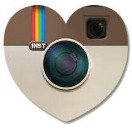 Instagram icon.