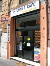 Internet cafes in Rome