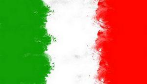 Italian flag colors
