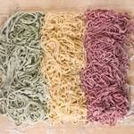 Make colored pasta