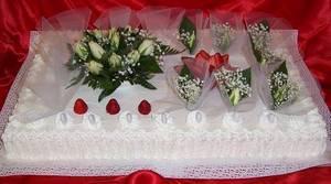 Italian wedding cakes a vital ingredient of ancient Roman weddings